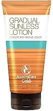 Düfte, Parfümerie und Kosmetik Allmähliche Bräunungslotion - Australian Gold Gradual Sunless Lotion