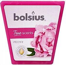 Düfte, Parfümerie und Kosmetik Duftkerze Pfingstrose 47/47 mm - Bolsius True Scents Candle