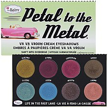 Düfte, Parfümerie und Kosmetik Lidschatten-Palette - theBalm Petal To The Metal Shift Into Overdrive