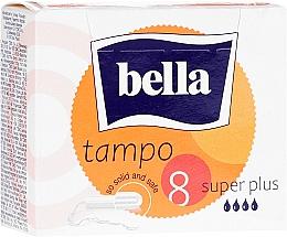 Düfte, Parfümerie und Kosmetik Tampons Super Plus 8 St. - Bella Tampo Premium Comfort Super Plus
