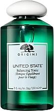 Düfte, Parfümerie und Kosmetik Erfrischendes und ausgleichendes Gesichtstonikum - Origins United State Balancing Tonic