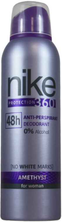 Deospray Antitranspirant - Nike Woman Amethyst Deodorant Spray