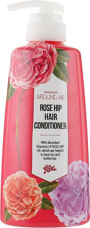 Hagebutten-Haarspülung - Welcos Around Me Rose Hip Hair Conditioner