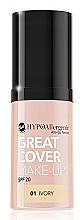 Düfte, Parfümerie und Kosmetik Hypoallergene Foundation SPF 20 - Bell Hypoallergenic Great Cover Make-up Spf 20