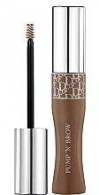 Düfte, Parfümerie und Kosmetik Nagelpflege gegen brüchige Nägel mit Calcium - Christian Dior Diorshow Pump 'N' Brow