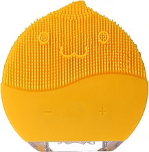 Düfte, Parfümerie und Kosmetik Gesichtsreinigungsbürste BR-030 gelb - Lewer