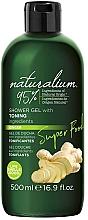 Düfte, Parfümerie und Kosmetik Tonisierendes Duschgel mit Ingwer - Naturalium Shower Gel With Toning