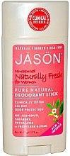 Düfte, Parfümerie und Kosmetik Deostick unparfümiert - Jason Natural Cosmetics Pure Natural Deodorant Stick Unscented