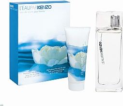 Düfte, Parfümerie und Kosmetik Kenzo L'Eau Par Kenzo Pour Femme - Duftset (Eau de Toilette 100ml + Körpergel 75ml)