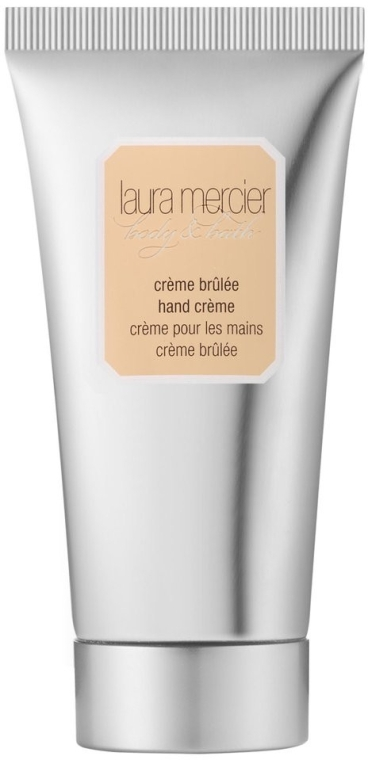 Handcreme - Laura Mercier Brulee Hand Cream — Bild N1