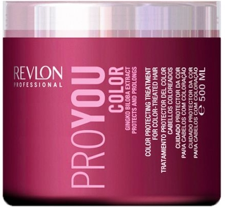 Haarmaske für coloriertes Haar - Revlon Professional Pro You Color Mask — Bild N1