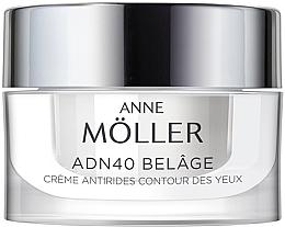 Düfte, Parfümerie und Kosmetik Straffende Anti-Falten Augenkonturcreme - Anne Moller ADN40 Belage Yeux