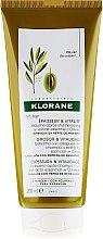 Düfte, Parfümerie und Kosmetik Kräftigende, pflegende und regenerierende Haarspülung mit Olivenextrakt für mehr Dichte und Vitalität - Klorane Thickness & Vitality Conditioner With Essential Olive Extract