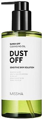 Sanftes Gesichtsreinigungsöl für empfindliche Haut - Missha Super Off Cleansing Oil Dust Off — Bild N1