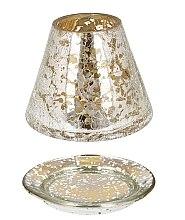 Düfte, Parfümerie und Kosmetik Duftkerzen-Zubehörset - Yankee Candle Kensington Mercury Crackle Small Set