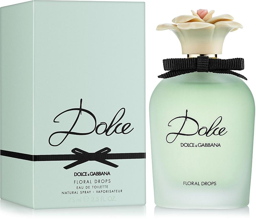Dolce & Gabbana Dolce Floral Drops - Eau de Toilette  — Bild N2