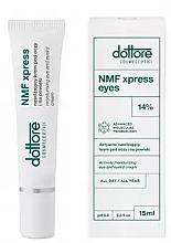 Düfte, Parfümerie und Kosmetik Feuchtigkeitsspendende Creme für die Augenpartie - Dottore NMF Xpress Cream Eyes