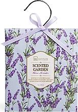 Düfte, Parfümerie und Kosmetik Duftbeutel Warm Lavender - IDC Institute Scented Garden Wardrobe Sachet