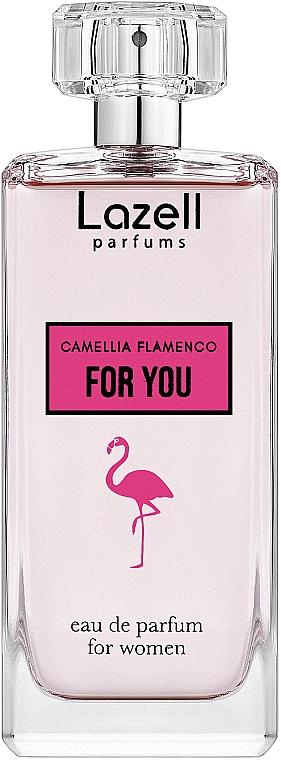 Lazell Camellia Flamenco For You - Eau de Parfum