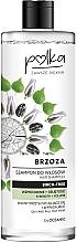 Düfte, Parfümerie und Kosmetik Shampoo mit Birkenextrakt für fettiges Haar - Polka Birch Tree Shampoo