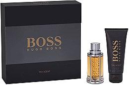 Hugo Boss The Scent - Set (edt/50ml + sh/gel/100ml) — Bild N1