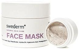 Düfte, Parfümerie und Kosmetik Pflegende Gesichtsmaske 4in1 - Swederm Face Mask
