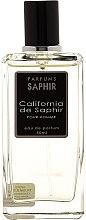 Düfte, Parfümerie und Kosmetik Saphir Parfums California - Eau de Parfum (Tester mit Deckel)