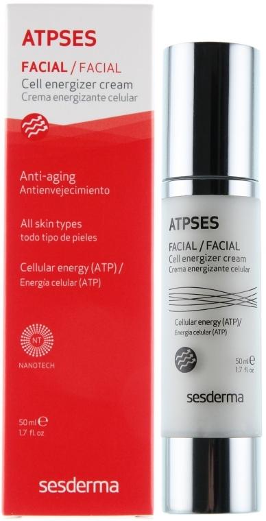 Energetisierende Anti-Aging Gesichtscreme - SesDerma Laboratories Atpses Cell Energizer Cream — Bild N1