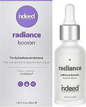 Düfte, Parfümerie und Kosmetik Gesichtsbooster mit Glanz-Effekt - Indeed Laboratories Radiance Booster