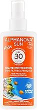 Düfte, Parfümerie und Kosmetik Sonnenschutzcreme für Kinder SPF 30 - Alphanova Sun Kids SPF 30 UVA