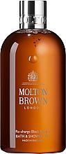 Düfte, Parfümerie und Kosmetik Bade- und Duschgel mit schwarzem Pfeffer - Molton Brown Re-Charge Black Pepper