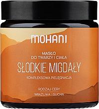 Düfte, Parfümerie und Kosmetik Gesichts- und Körperbutter mit Mandel - Mohani Almond Rich Batter