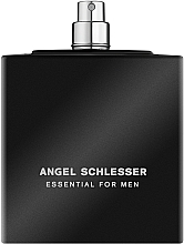 Düfte, Parfümerie und Kosmetik Angel Schlesser Essential for Men - Eau de Toilette (Tester ohne Deckel)