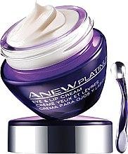 Düfte, Parfümerie und Kosmetik Verjüngende Augen- und Lippencreme + Metallapplikator mit 2 Seiten - Avon