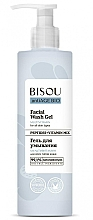 Düfte, Parfümerie und Kosmetik Gesichtswaschgel mit Peptiden und Multivitaminen für alle Hauttypen - Bisou AntiAge Bio Facial Wash Gel
