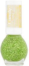 Düfte, Parfümerie und Kosmetik Nagellack mit Glitter - Miss Sporty Candy Shine Glitter Effect