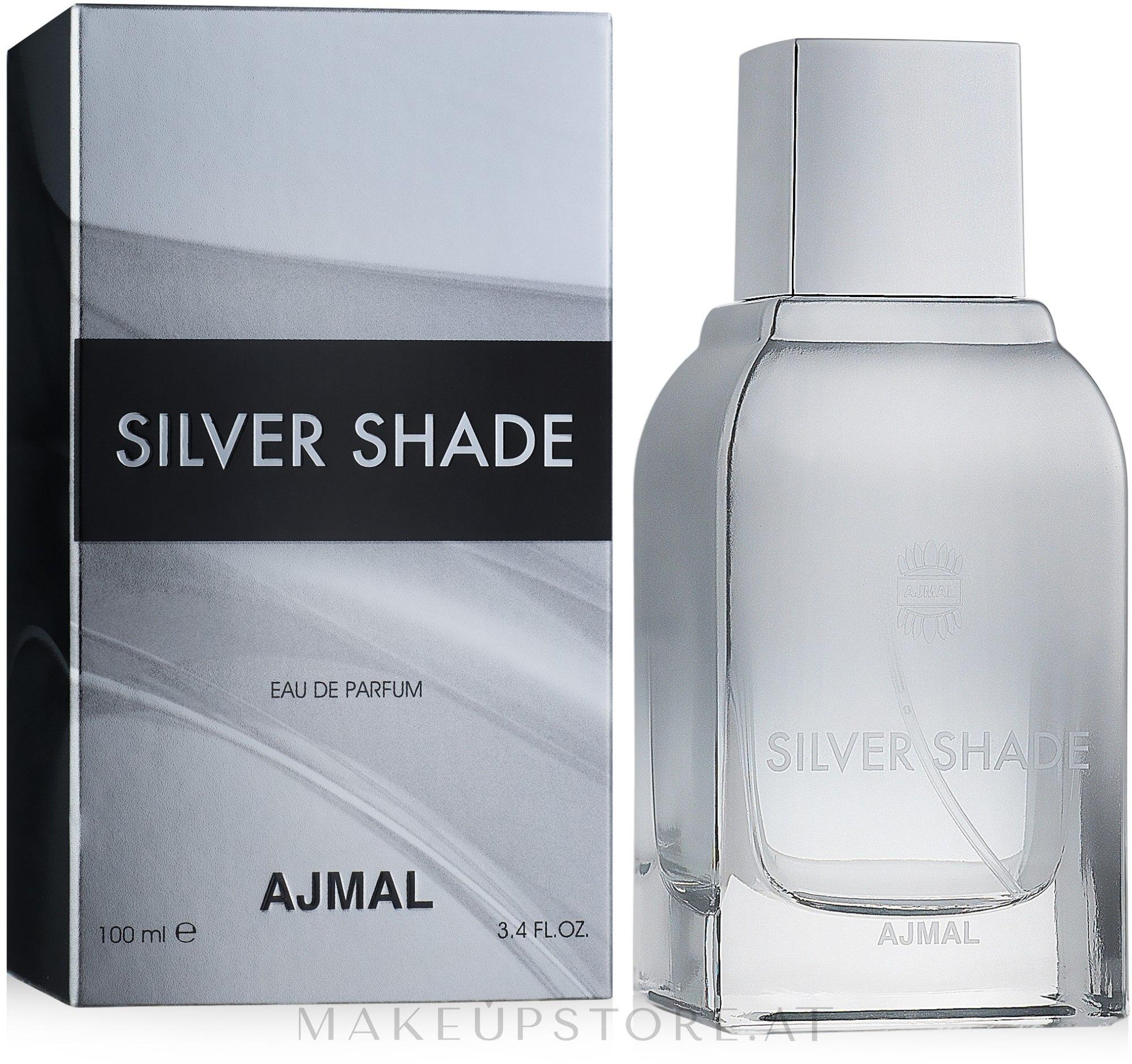Ajmal Silver Shade - Eau de Parfum — Bild 100 ml
