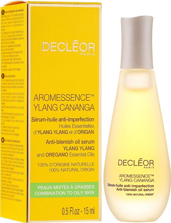 Porenverfeinerndes Gesichtsserum gegen Unvolkommenheiten - Decleor Aromessence Ylang Cananga Oil Serum