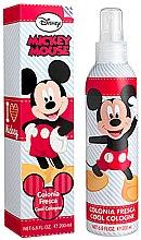Düfte, Parfümerie und Kosmetik Air-Val International Disney Mickey Mouse Colonia Fresca - Parfümiertes Körperspray