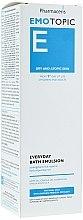 Badeemulsion für trockene und atopische Haut - Pharmaceris E Emotopic Everyday Bath Emulsion — Bild N5
