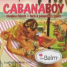 Düfte, Parfümerie und Kosmetik Gesichtsrouge - theBalm Shadow-Blush Cabana Boy