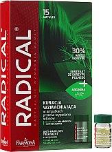 Düfte, Parfümerie und Kosmetik Ampullen gegen Haarausfall - Farmona Radical Hair Loss