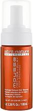 Düfte, Parfümerie und Kosmetik Schützende und regenerierende Haarmousse - Abril et Nature Nature-Plex Mousse Stop-Breakage