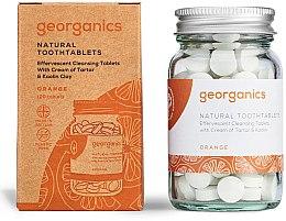 Düfte, Parfümerie und Kosmetik Zahnreinigungstabletten-Orange - Georganics Natural Toothtablets Orange
