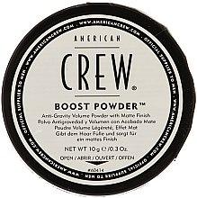 Düfte, Parfümerie und Kosmetik Haarpuder für mehr Volumen und mattes Finish - American Crew Boost Powder