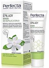 Düfte, Parfümerie und Kosmetik Enthaarungscreme für Körper mit Kollagen und Allantoin - Perfecta Epilady