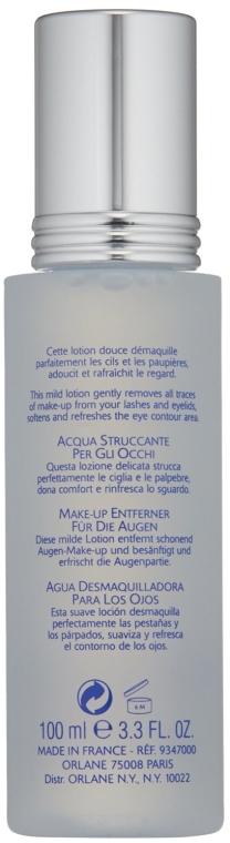 Make-up Entferner für die Augen - Orlane Eye Makeup Remover Lotion — Bild N2