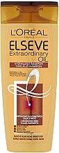 Düfte, Parfümerie und Kosmetik Shampoo für sehr trockene Haare - L'Oreal Paris Elseve Extraordinary Oil Nourishing Cream Shampoo