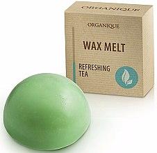 Düfte, Parfümerie und Kosmetik Tart-Duftwachs Refreshing Tea - Organique Wax Melt Refreshing Tea