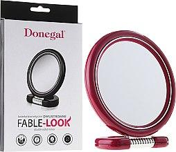 Düfte, Parfümerie und Kosmetik Kosmetikspiegel mit Ständer 12 cm 9504 rosa - Donegal Mirror